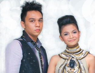 Igo & Citra Indonesian Idol