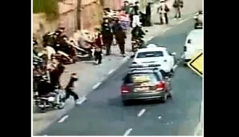Polisi Tabrak Lari
