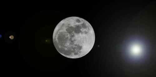 fenoma bulan kembar