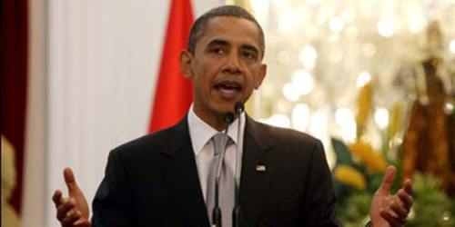 Pidato Obama di UI